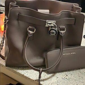 Micheal Kors oversized purse